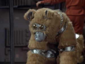 "Muffit, Battlestar Galactica, ""The Long Patrol"""