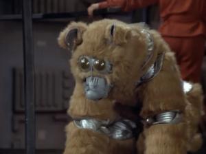 "Muffit, Battlestar Galactica, ""The Long Patrol"""