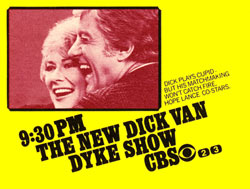 The New Dick Van Dyke Show ad