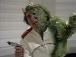 "Kenton Moore as Noah, Doctor Who, ""The Ark in Space"""