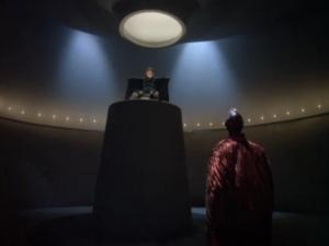 "Cylons, Battlestar Galactica, ""The Long Patrol"""