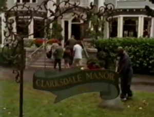 "Clarksdale Manor, the ""hotel"" of the week."