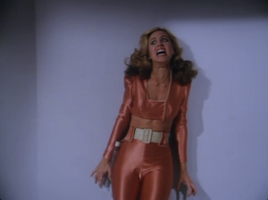"Erin Grey as Wilma Deering, Buck Rogers in the 25th Century, ""Space Vampire"""