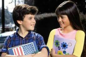 Kevin and Winnie on The Wonder Years