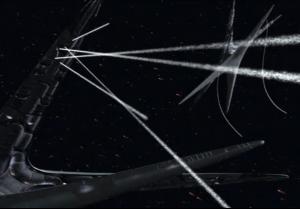 """Cylon fleet, Battlestar Galactica, """"33"""""""