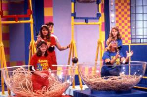 Double Dare obstacle course