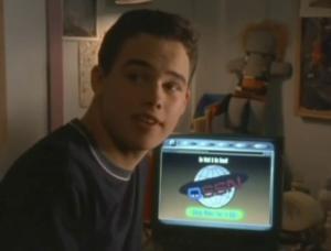 """Jack on the OSSN website. """"Vampire"""""""
