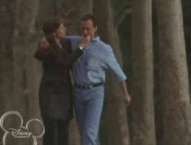 "Molly & Rick, happier times. ""Encore"""