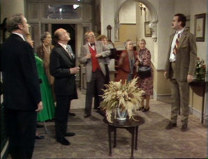 "Fawlty Towers, ""Waldorf Salad"""