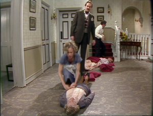 "Fawlty Towers, ""The Kipper And The Corpse"""