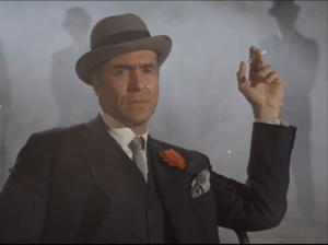 "Ricardo Montalban as Rafael Delgado, The Man From U.N.C.L.E., ""The King of Diamonds Affair"""