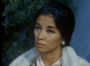 "France Nuyen as Sam, I Spy, ""Magic Mirror"""