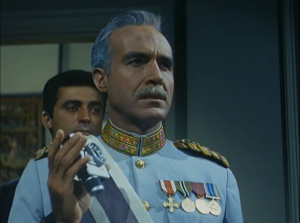 "Ricardo Montalban as General Vera, I Spy, ""Magic Mirror"""