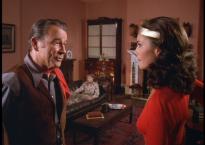 JP talks with Wonder Woman