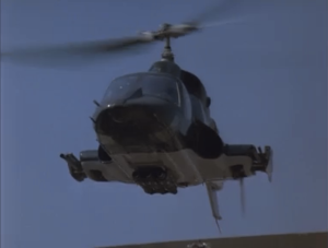 "Airwolf as Airwolf, Airwolf, ""Fallen Angel"""
