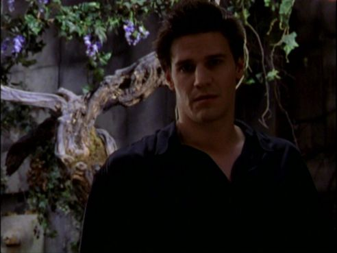 "Buffy the Vampire Slayer, ""Becoming"""