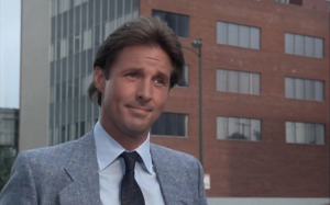 "Bruce Boxleitner as Lee ""Scarecrow"" Stetson, Scarecrow and Mrs. King, ""Welcome to America, Mr. Brand"""