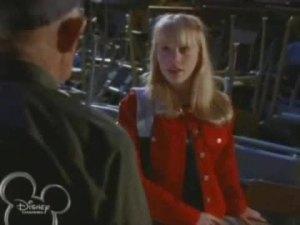 "Annie encounters Bud (""Eddie's Desk"")"