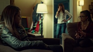 "Orphan Black S1 episode 3 ""Variations Under Nature"" (""Chrysalis"")"