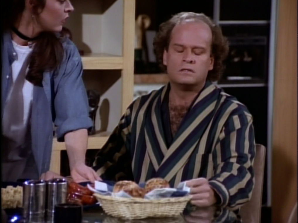 Team-Up Review: Frasier, �Guess Who's Coming To Breakfast� and ...