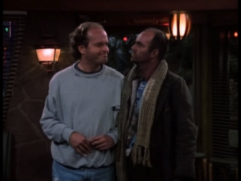 frasier-and-the-homeless-guy