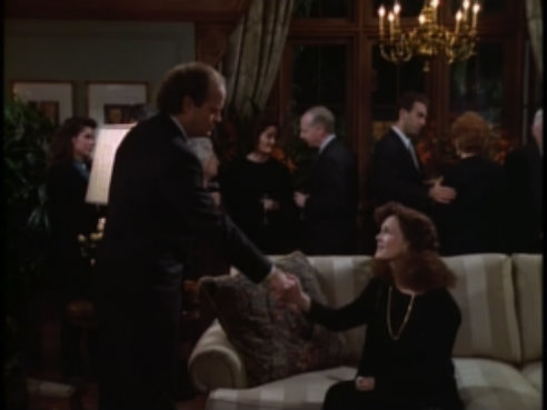frasier-and-the-widow