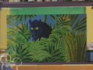 "Panther be creepin' (""Mr. Magnetism"")"