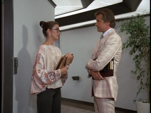 Diana talks with Steve