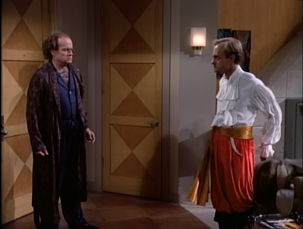 Team-Up Review: Frasier, �A Mid-Winter Night's Dream� and �And The ...