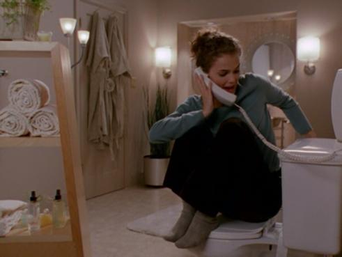 Felicity 1.11 toilet phone