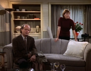 Sheila and Frasier